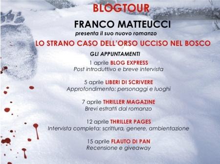 Blogtour Matteucci