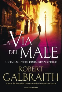 Galbraith_La via del male - cover def