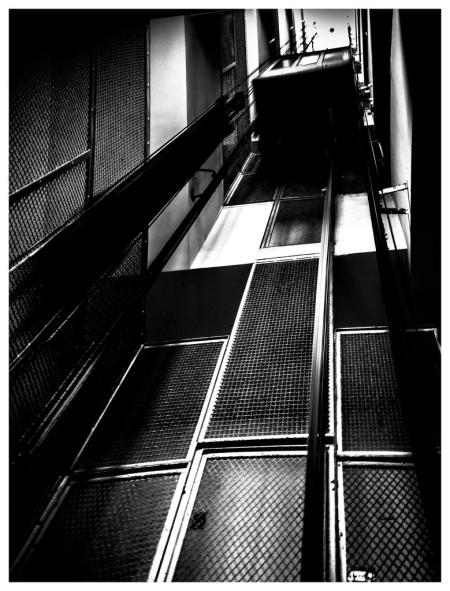 Foto L'ascensore