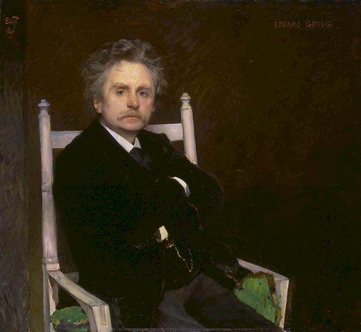 Eilif_Peterssen-Edvard_Grieg_1891