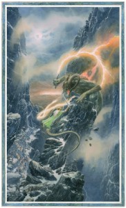 p104 Glorfindel and the Balrog (1)
