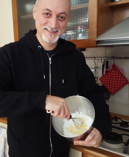Franco Forte in cucina BASSA