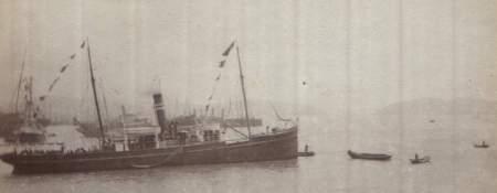 12v Nave nel porto