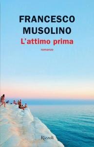 """Dal 3 settembre in libreria, """"L'Attimo Prima"""""""