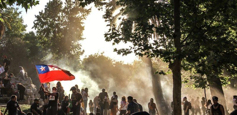 Cile - manifestazioni