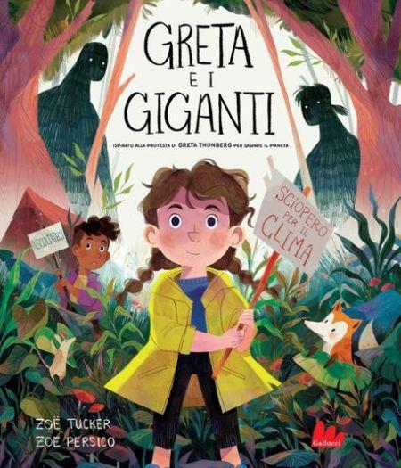Greta e i giganti di Zoe Tucker