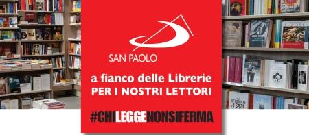 Gruppo Editoriale San Paolo_Immagine iniziativa Chileggenonsiferma